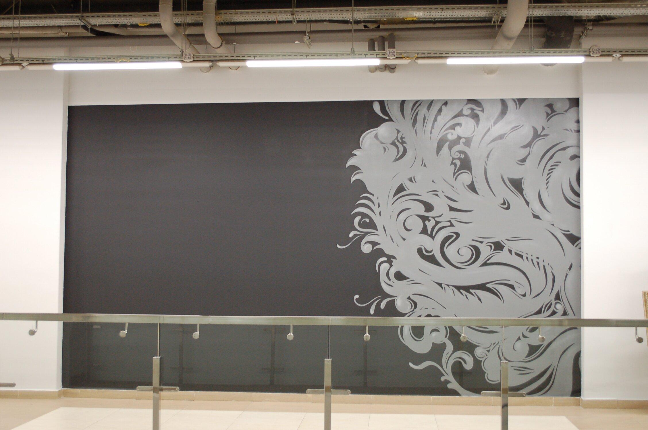 Сколько стоит роспись в москве